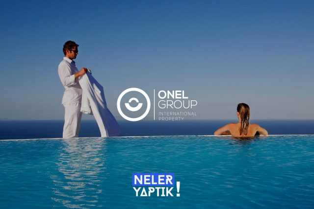 Onel Group Bodrum Web Site Tasarim