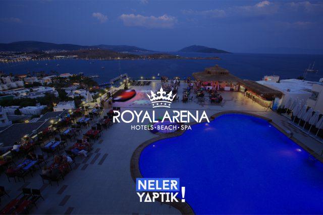 Royal Arena Bodrum Ajans