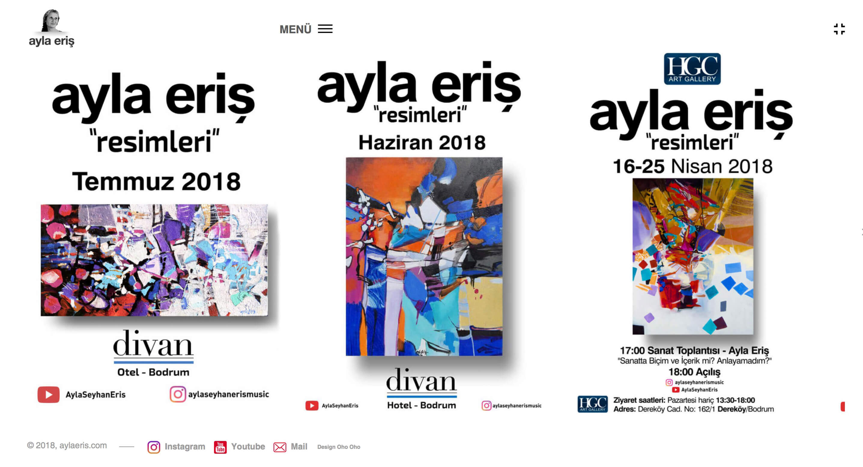 Ayla Eriş Official